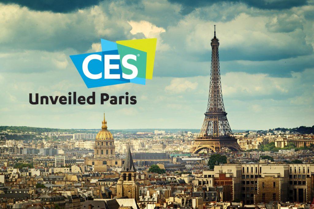 CES Unveiled Paris 2018