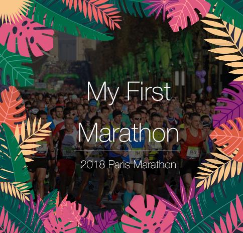 I Run 2018 Paris Marathon | with Almost No Training